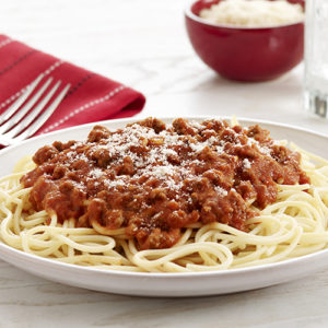 Meat Sauce to Go